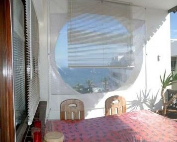 Santa Eularia apartment with direct beach access and views of the sea 10