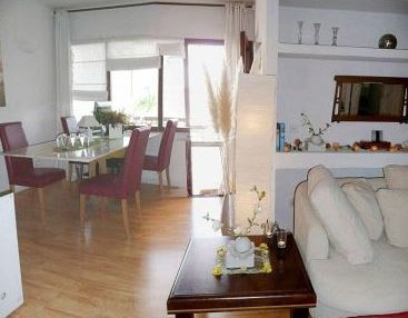 Santa Eularia apartment with direct beach access and views of the sea 13