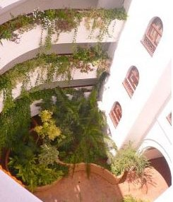Santa Eularia apartment with direct beach access and views of the sea 5