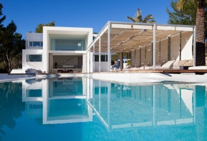 Luxury modern Ibiza property in Santa Gertrudis 1