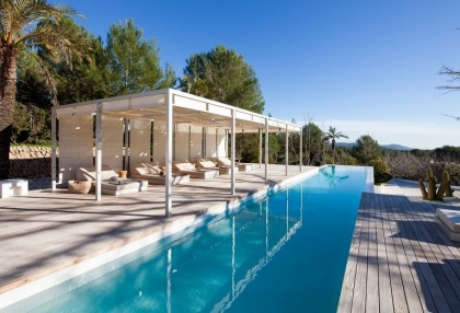 Luxury modern Ibiza property in Santa Gertrudis 12