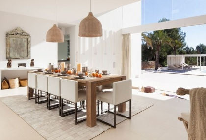 Luxury modern Ibiza property in Santa Gertrudis 13
