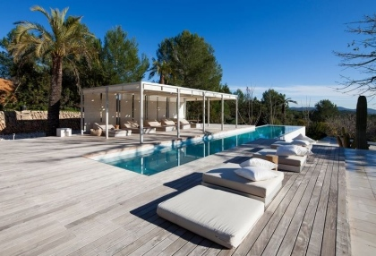 Luxury modern Ibiza property in Santa Gertrudis 14