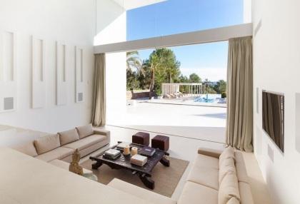 Luxury modern Ibiza property in Santa Gertrudis 15