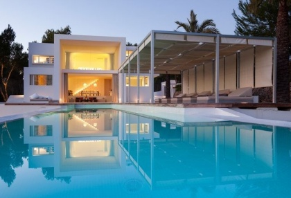 Luxury modern Ibiza property in Santa Gertrudis 20