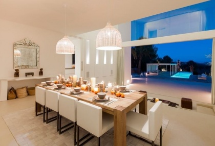 Luxury modern Ibiza property in Santa Gertrudis 21