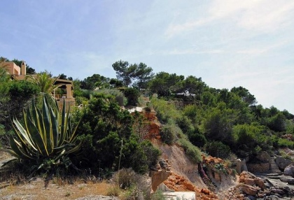 sea front villas for sale in Cala Corral Ibiza 3