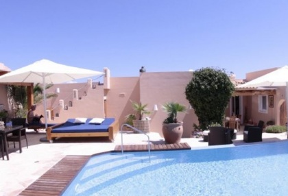 Sea view house for sale on Formentera at cala Envaster 15
