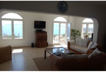 Sea view house for sale on Formentera at cala Envaster 3