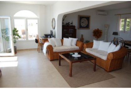 Sea view house for sale on Formentera at cala Envaster 4