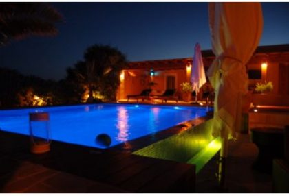 Sea view house for sale on Formentera at cala Envaster 5