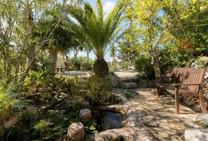 Ibiza country finca for sale with land near San Miguel 29