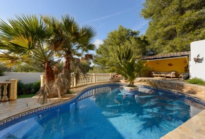 Beautiful finca for sale Cala Llonga Valverde Santa Eularia Ibiza 7