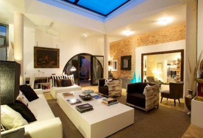 Contemporary style home for sale in San Lorenzo countryside Ibiza 2.JPG