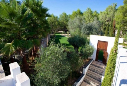 Contemporary style home for sale in San Lorenzo countryside Ibiza 3.JPG