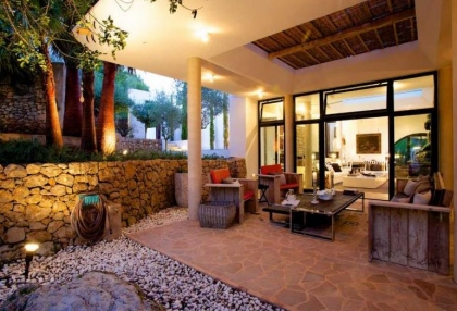 Contemporary style home for sale in San Lorenzo countryside Ibiza 5.JPG