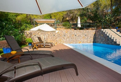 Ibiza traditional Ibicenco luxury finca with sea views 10