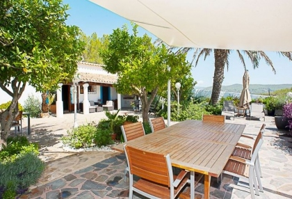 Ibiza traditional Ibicenco luxury finca with sea views 2
