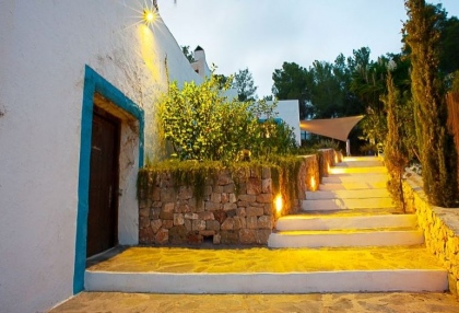 Ibiza traditional Ibicenco luxury finca with sea views 20