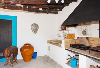 Ibiza traditional Ibicenco luxury finca with sea views 22
