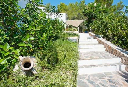 Ibiza traditional Ibicenco luxury finca with sea views 25