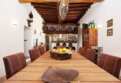Ibiza traditional Ibicenco luxury finca with sea views 4