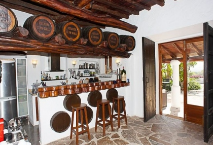 Ibiza traditional Ibicenco luxury finca with sea views 5