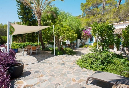 Ibiza traditional Ibicenco luxury finca with sea views 7