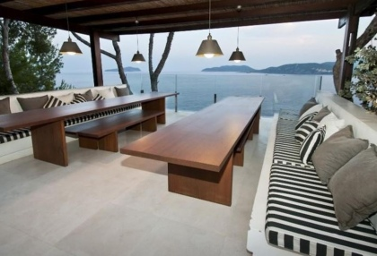 Ibiza real estate with direct sea access 15