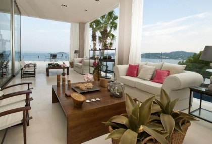 Ibiza real estate with direct sea access 4