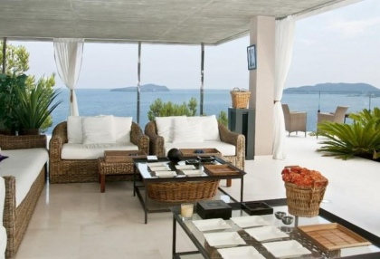 Ibiza real estate with direct sea access 5