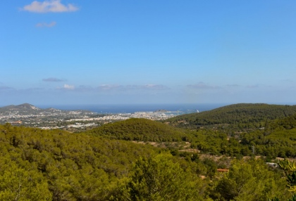 7 bedroom estate for sale west coast Ibiza with sea views 4