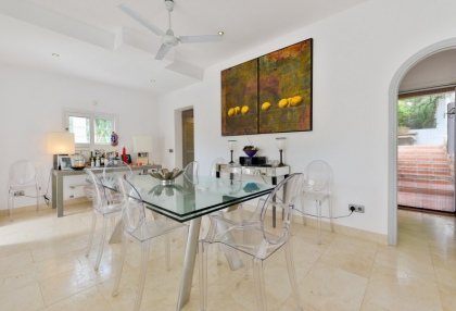 Modern 4 bedroom villa for sale near Cala Conta beach Ibiza 8