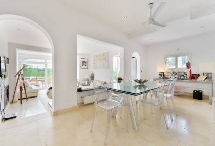 Modern 4 bedroom villa for sale near Cala Conta beach Ibiza 9