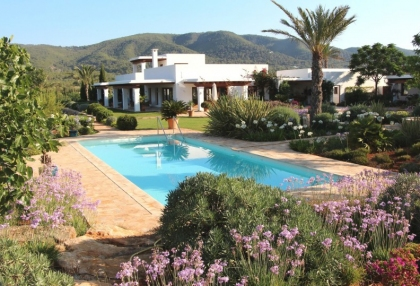 Modern 5 bedroom villa for sale Morna Valley San Carlos Ibiza 29