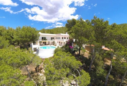 Santa Eulalia Ibiza luxury property for sale 2