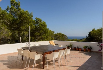 Santa Eulalia Ibiza luxury property for sale 28