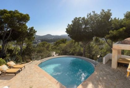 Santa Eulalia Ibiza luxury property for sale 36