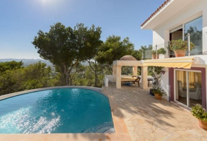 Santa Eulalia Ibiza luxury property for sale 37