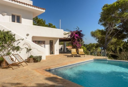 Santa Eulalia Ibiza luxury property for sale 38