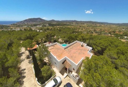 Santa Eulalia Ibiza luxury property for sale 46