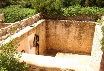 Impressive finca style property with panoramic views for sale Cala Llonga Santa Eularia Ibiza 10