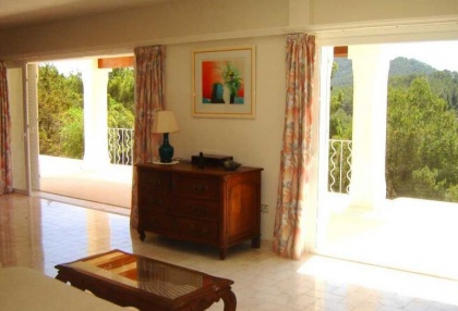 Impressive finca style property with panoramic views for sale Cala Llonga Santa Eularia Ibiza 15