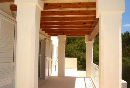 Impressive finca style property with panoramic views for sale Cala Llonga Santa Eularia Ibiza 19
