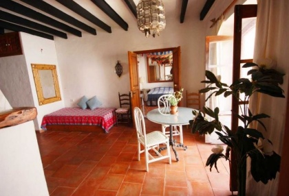 Ibiza town Dalt Vila townhouse with 4 bedrooms 10