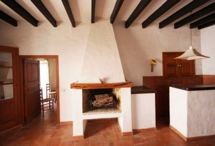 Ibiza town Dalt Vila townhouse with 4 bedrooms 13