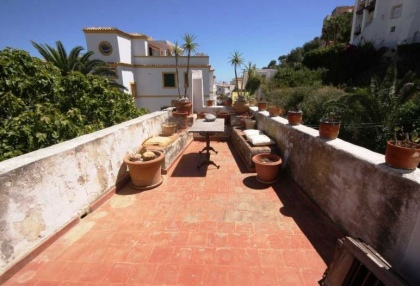 Ibiza town Dalt Vila townhouse with 4 bedrooms 14