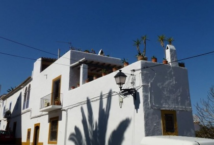 Ibiza town Dalt Vila townhouse with 4 bedrooms 3