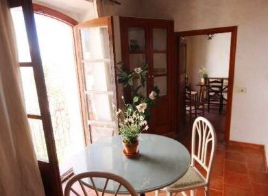 Ibiza town Dalt Vila townhouse with 4 bedrooms 4