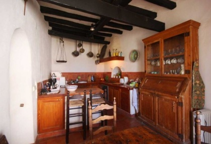 Ibiza town Dalt Vila townhouse with 4 bedrooms 9
